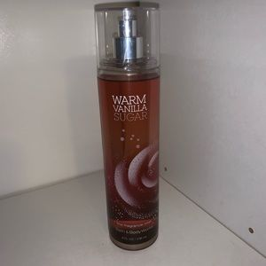 Bath and Body Works Vanilla Body Spray